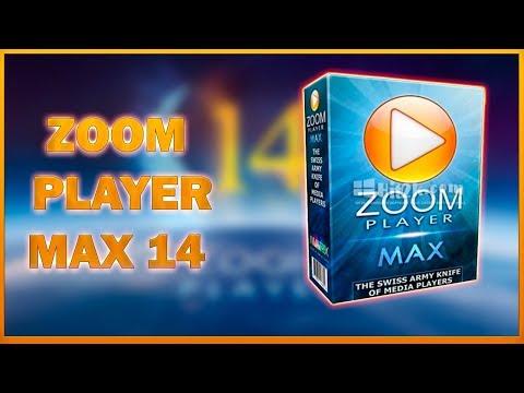 ZOOM PLAYER MAX 14 / ESPAÑOL / MEGA