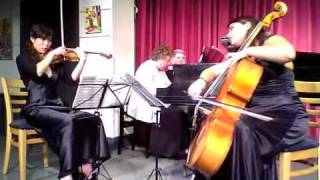 Tchaikovsky Trio in A Minor 1st mvmt 2