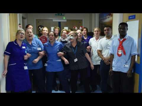 Trauma & Orthopaedics & Day One LGI   Christmas do video  2016