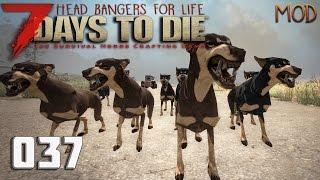 КАК ПРИРУЧИТЬ СОБАКУ В 7 Days To Die / 14.7 - Mod | 037