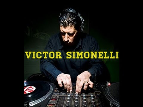 Victor Simonelli - First Time In London - Kiss FM London UK - 23.4.1993