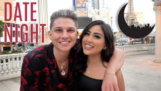 COUPLES FANCY DATE NIGHT VLOG ♡ | Britt & Conner