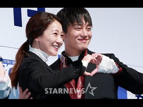 ★Lee Mi-Yeon-Yoo Ah-In's convincing chemistry, production briefing session for 'Like for Likes' ★