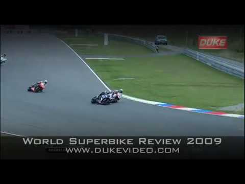 World Superbike Review 2009 DVD