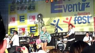 Sarah Connor-I JUST STARTED BEING BAD-LIVE @ Eventiz 08