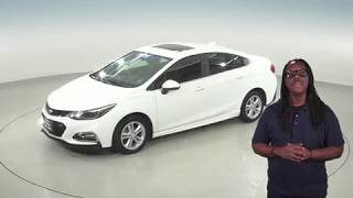 A95197GP - Used 2016 Chevrolet Cruze LT Review Test Drive