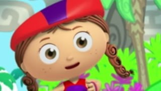 Super Why - The Beach Day Mystery Episode