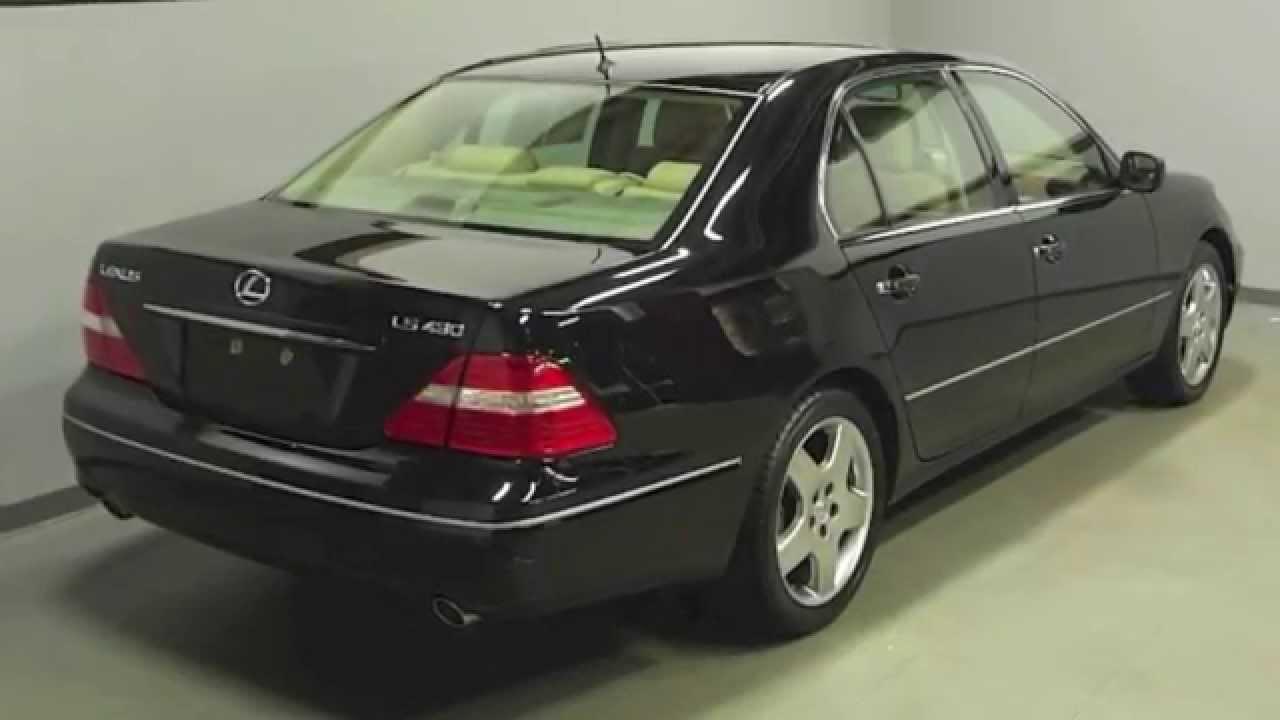 2006 Lexus Ls 430 Modern Luxury Package In Richmond Va L140682a You