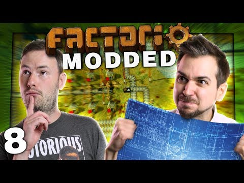 Modded Factorio #8 - Soldering On