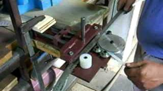 Band Saw Tapping (plastic Protection)