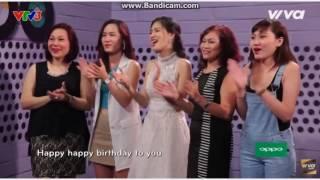 Happy Birthday Xoay Xoay - Vicky Nhung