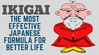 IKIGAI - 10 Rules for a LONG & HAPPY Life