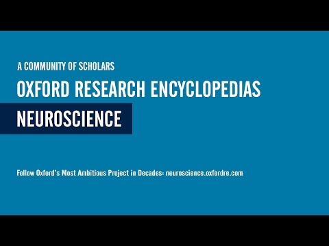 Oxford Research Encyclopedias: Neuroscience