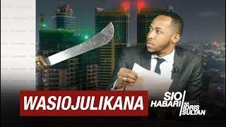 Maelezo kutoka kwa watu wasiojulikana : SIO HABARI