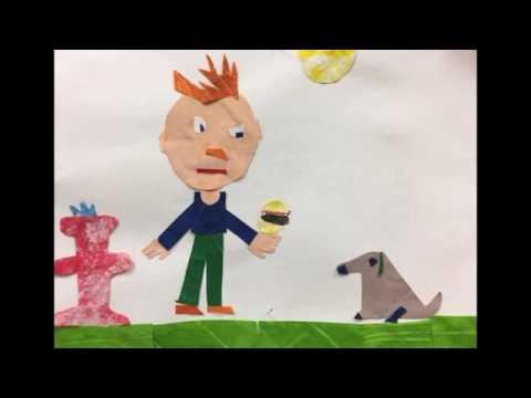 Children's Art at The Caedmon School