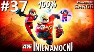 Zagrajmy w LEGO Iniemamocni (100%) odc. 37 - Rodzinne Parr-ypetie 100%