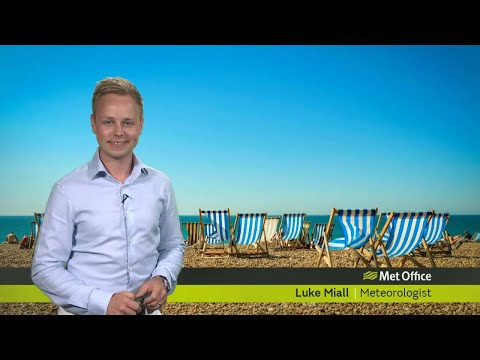 Saturday Afternoon Forecast - 29/06/19