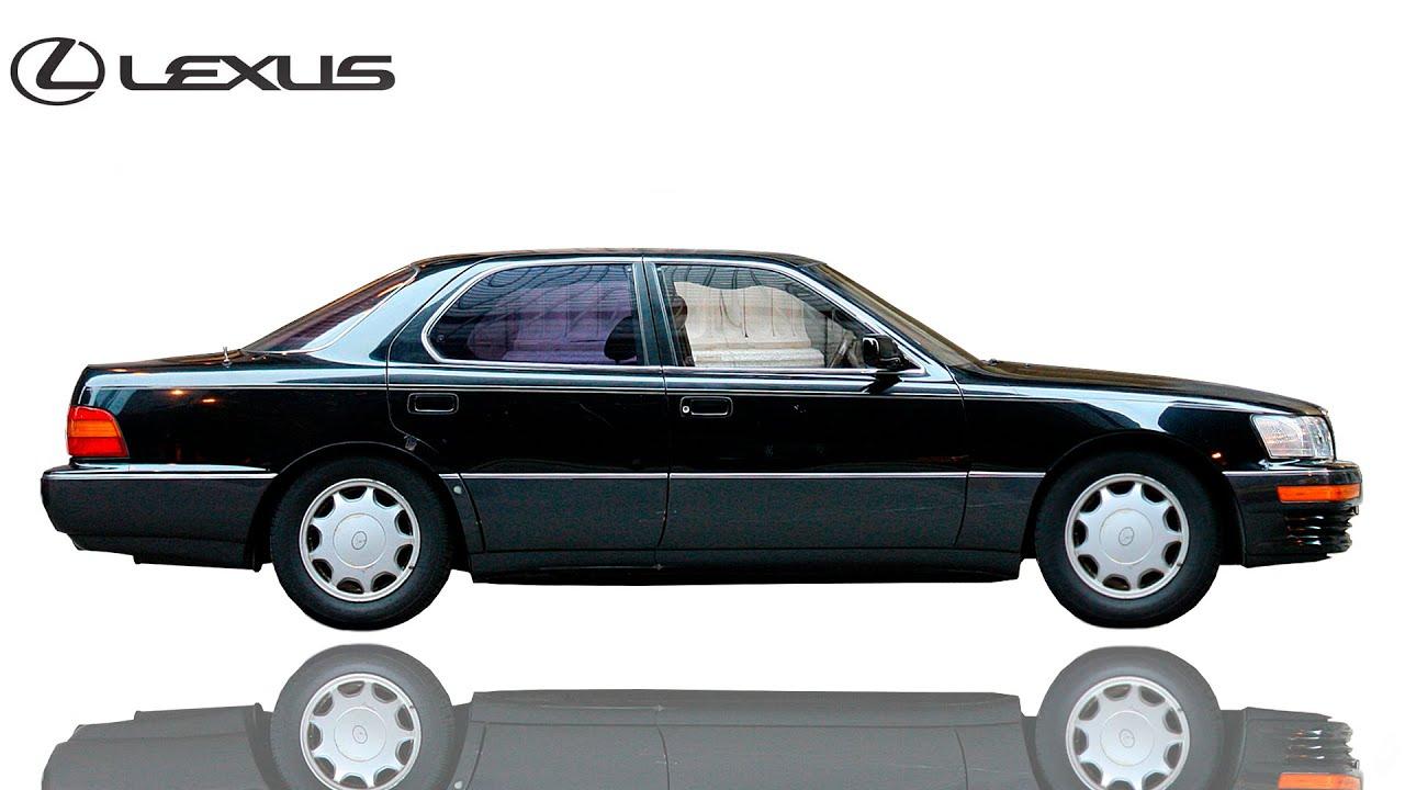 Image result for Lexus LS 400 (1989)