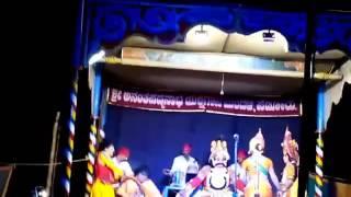 Yakshagana- Gokulastami (hasya raveendra devadiga)