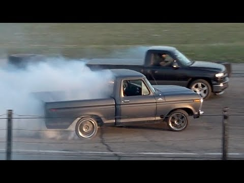 Pickup Truck Spectator Drags | Beech Ridge #2 2018