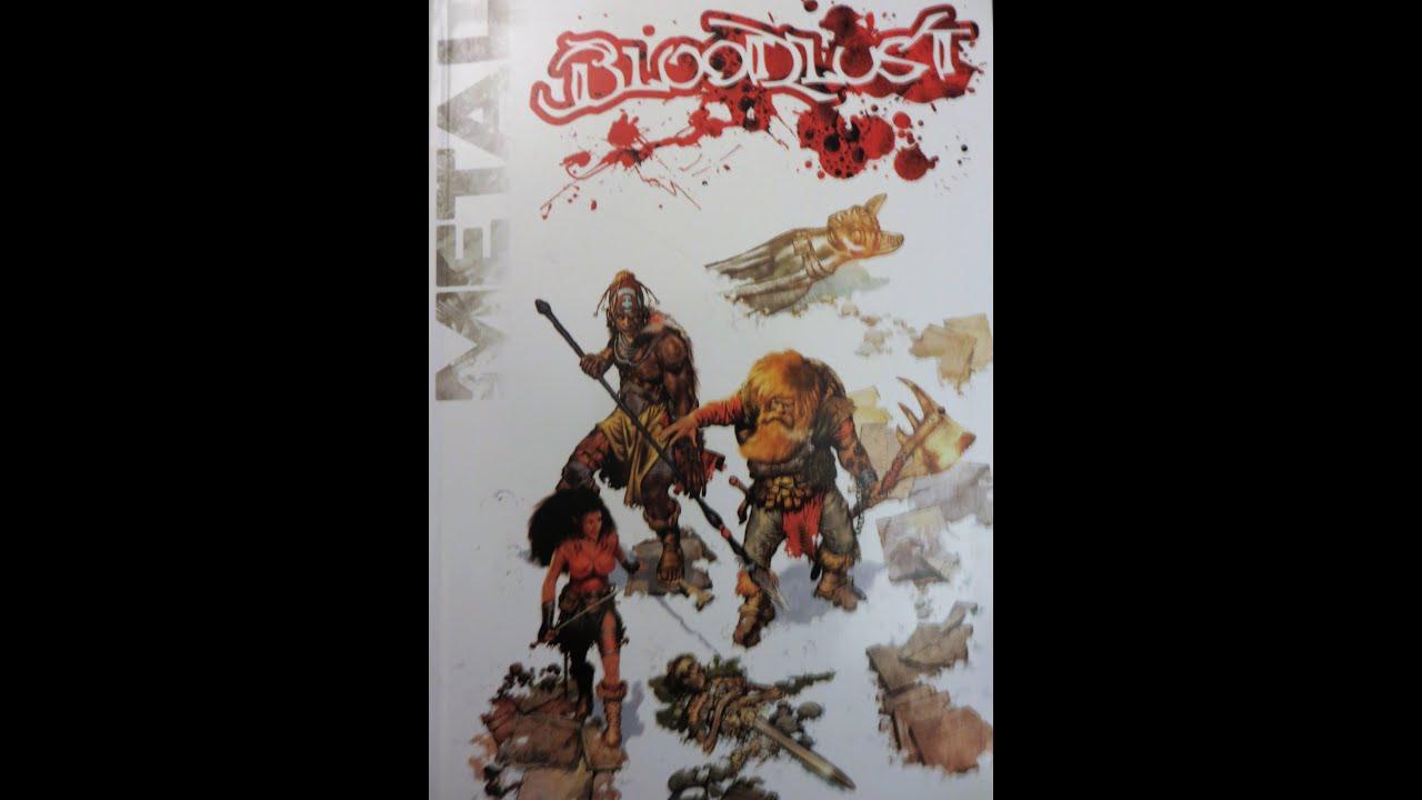 bloodlust jdr