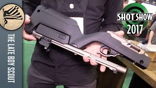 Magpul X-22 Backpacker: SHOT Show 2017