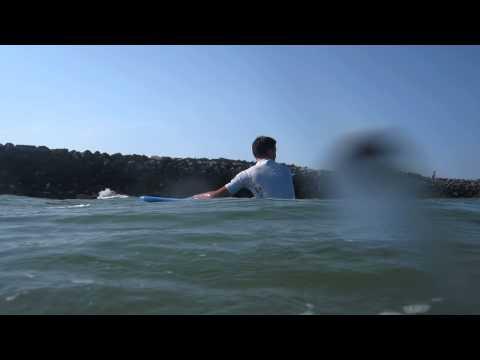 En direct de la planche de surf