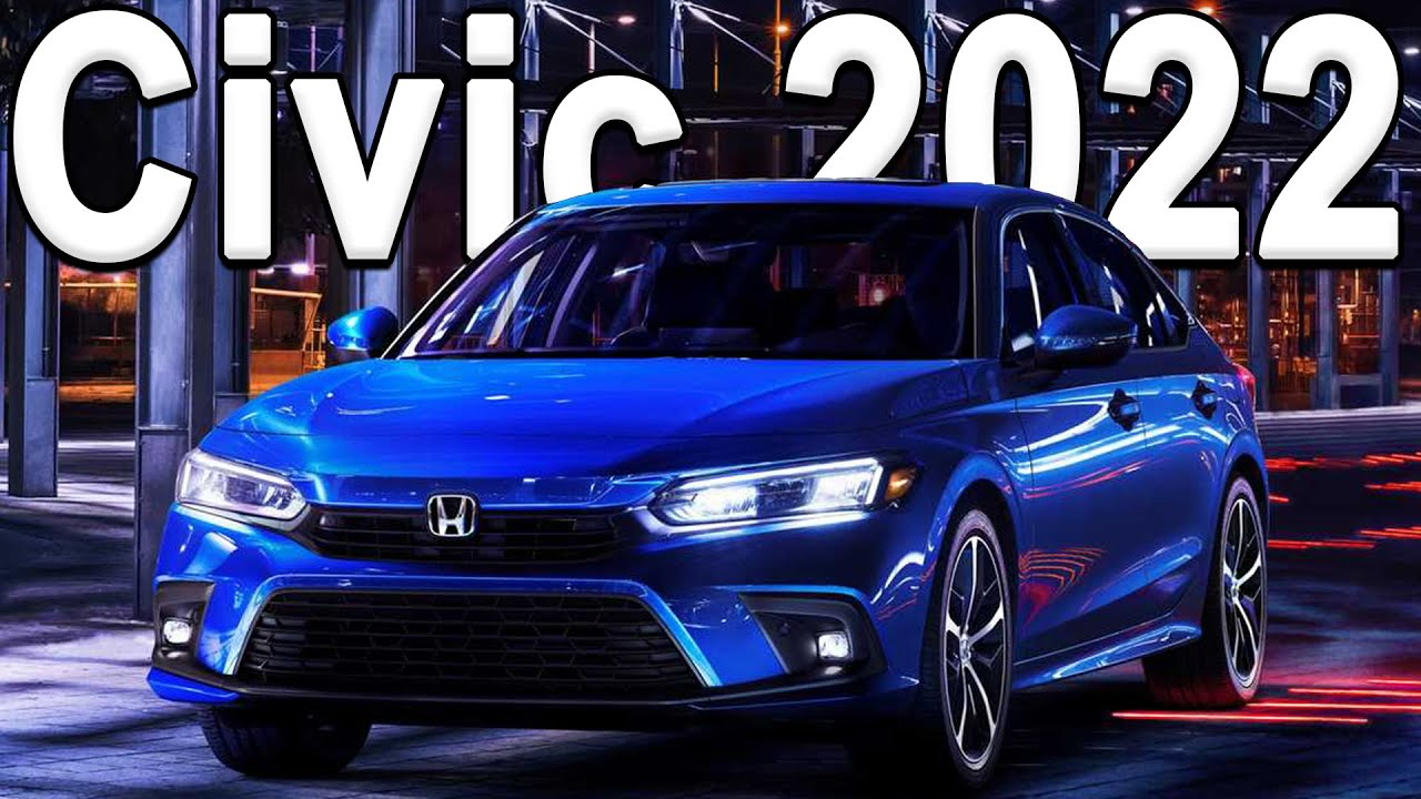 Новый Honda Civic, Honda N7X, KIA K8, Как дела у Honda Accord 2021