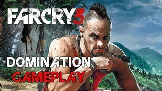 Far Cry 3 - Domination Gameplay