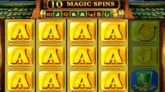 👑 Leprechauns Magic Big Win 💰 A Slot By Red Tiger Gaming.