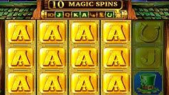 👑 Leprechauns Magic Big Win 💰 A Slot By Red Tiger Gaming.