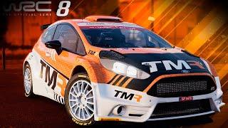ДЕБЮТ В КЛАССЕ WRC-2! РАЛЛИ \