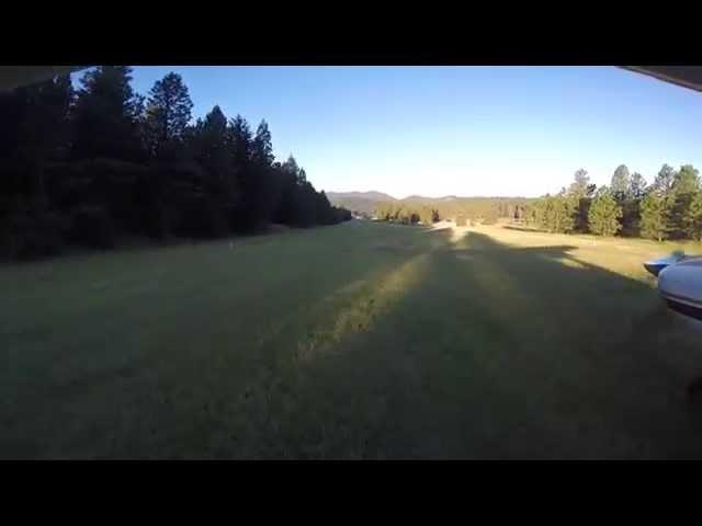 takeoff tieton state airstrip fourth of july 15