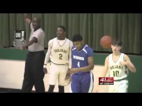 Middle Georgia high school basketball Twiggs Academy