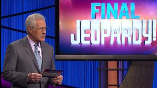 Jeopardy! James Holzhauer Day 23 Final Jeopardy 5/20/19