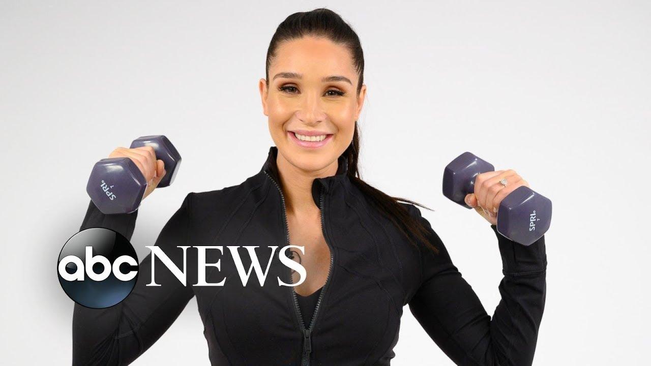 kayla itsines pregnancy workout