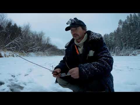 Рыбалка на р. Белая холуница.