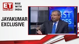 Navigating The Market Volatility |  Jayakumar of Prime Securities to ET Now