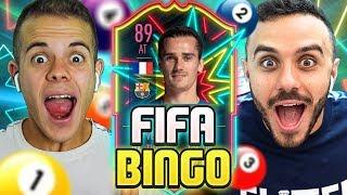 🎱 FIFA BINGO con ONES TO WATCH su FIFA 20!!! | Enry Lazza vs Fius Gamer