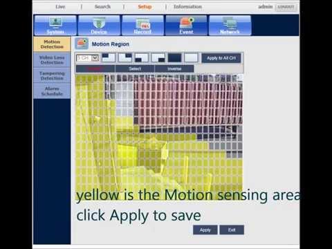 Samsung Dvr Security System Installation 4 Channel Doovi