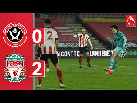 Highlights: Sheffield United 0-2 Liverpool | Jones on target in Bramall Lane win