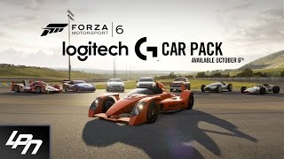 FORZA MOTORSPORT 6 - LOGITECH G CARPACK (Xbox One) / Lets Play Forza 6
