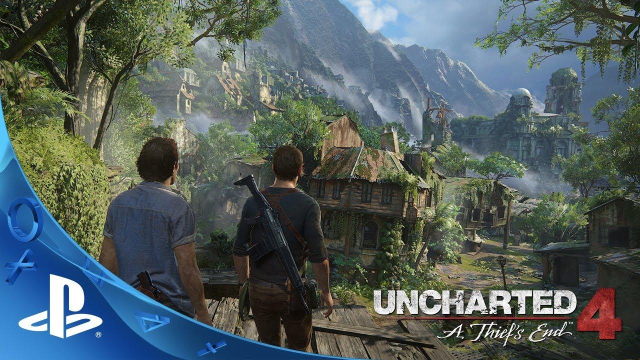 Uncharted 4 Trophäen