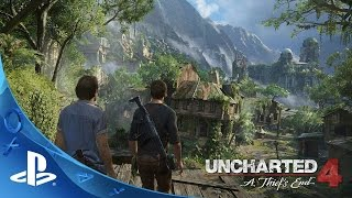 Uncharted 4: A Thief's End - Trailer da História | PS4