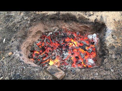 Как обжечь горшок из глины в домашних условиях