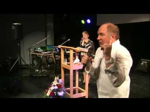 """Waldemar Reder """"Jumala armastus"""" Võrus 2014"""