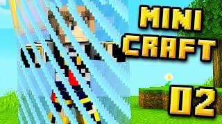 Minecraft MAIS je fais que mourir ! | MiniCraft #02