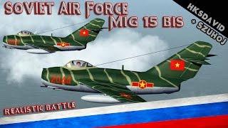 War Thunder Mig-15 Realistic Battle első próbálkozás