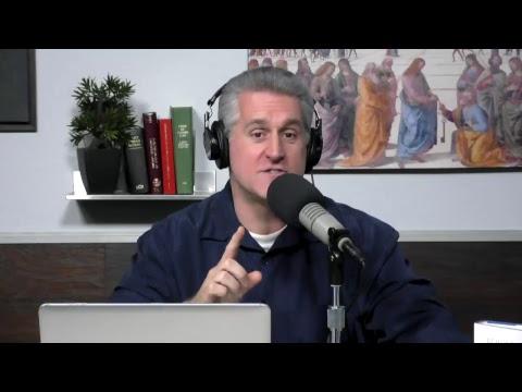 Tim Staples: Open Forum - Catholic Answers Live - 04/10/18