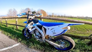 TEST TM 450cc 2020